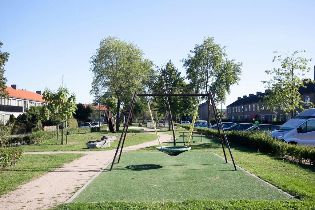 Hudsonlaan, Den Bosch