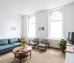 Gemeubileerd appartement