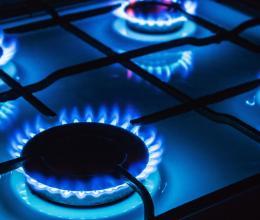 Gas water licht aansluiten - Gas