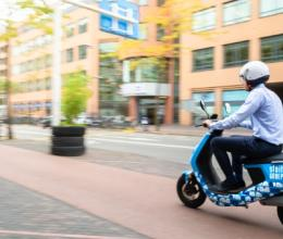 Stoit_Groep_scooter_groen
