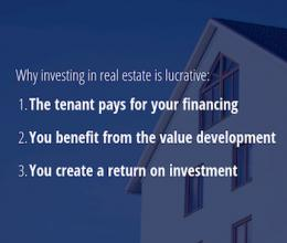 Why investing in real estate is lucrative